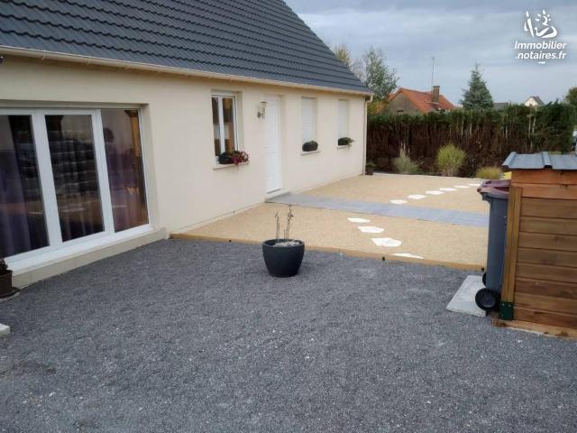 Vente - Maison - Clastres - 98.00m² - 5 pièces - Ref : PL 421