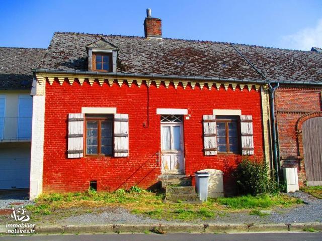 Vente - Maison - Plomion - 50.00m² - 3 pièces - Ref : PLOM6