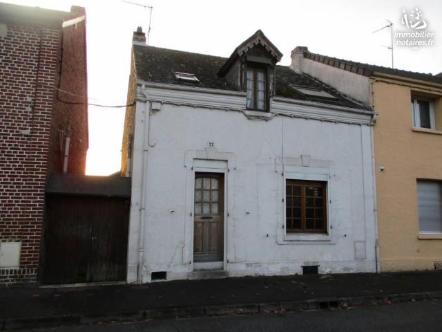 Vente - Maison - Hirson - 108.00m² - 6 pièces - Ref : HIRS243