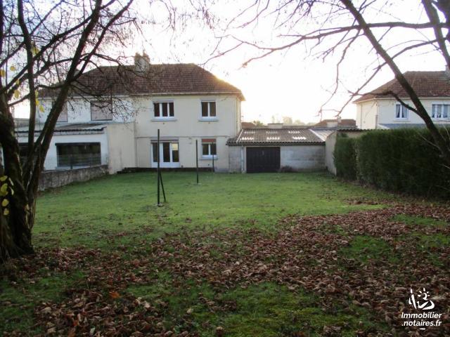 Vente - Maison - Saint-Michel - 79.00m² - 6 pièces - Ref : SAINT1