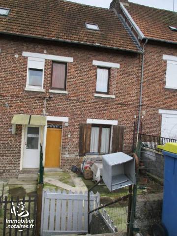 Vente - Maison - Hirson - 95.00m² - 6 pièces - Ref : HIRS254