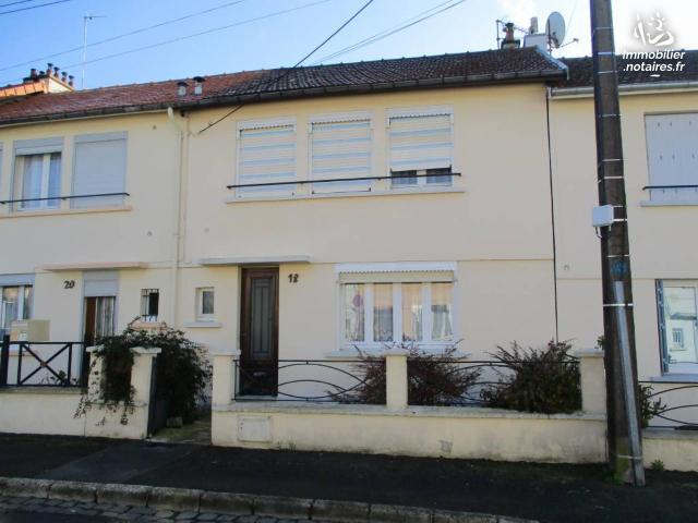 Vente - Maison - Hirson - 72.00m² - 5 pièces - Ref : HIRS280