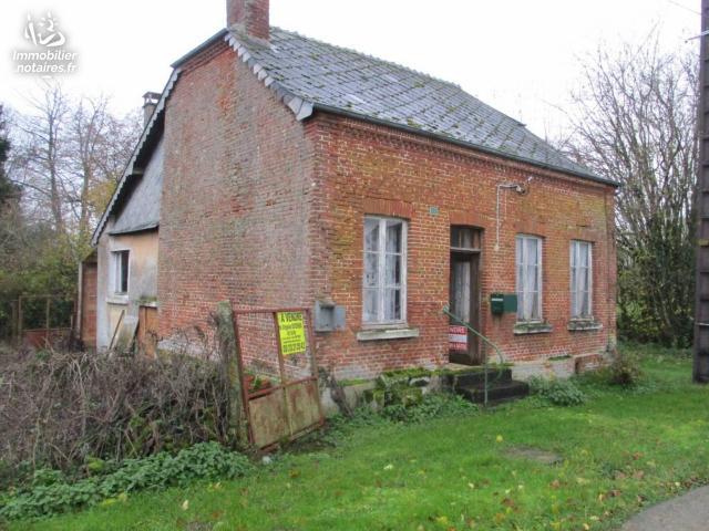 Vente - Maison - Vigneux-Hocquet - 70.00m² - 4 pièces - Ref : VIG2