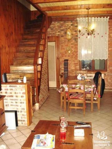Vente - Maison - Saint-Quentin - 100.00m² - 6 pièces - Ref : 0202591