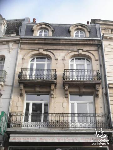Location - Appartement - Saint-Quentin - 100.00m² - 4 pièces - Ref : 357060