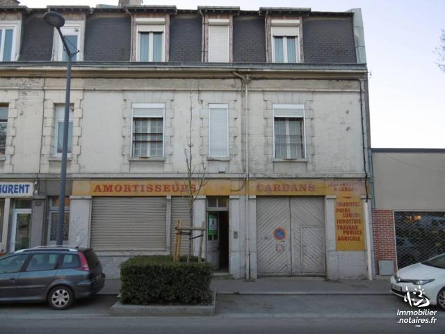 Vente - Immeuble - Saint-Quentin - 240.00m² - Ref : 357704