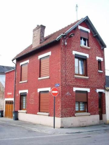 Vente - Maison - Saint-Quentin - 87.00m² - 6 pièces - Ref : 0202444