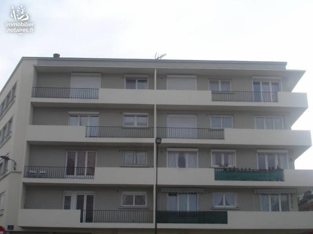 Location - Appartement - Saint-Quentin - 60.00m² - 3 pièces - Ref : 377446