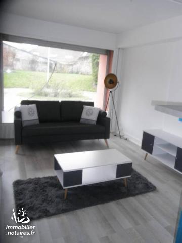 Location - Appartement - Saint-Quentin - 50.00m² - 2 pièces - Ref : 377481
