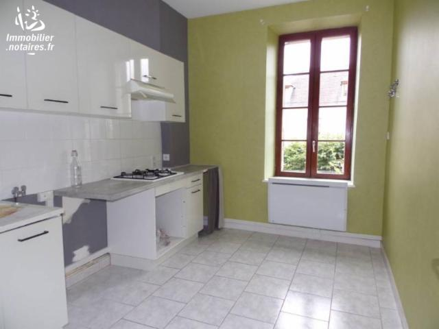 Vente - Appartement - MOULINS - 56,47 m² - 3 pièces - 194