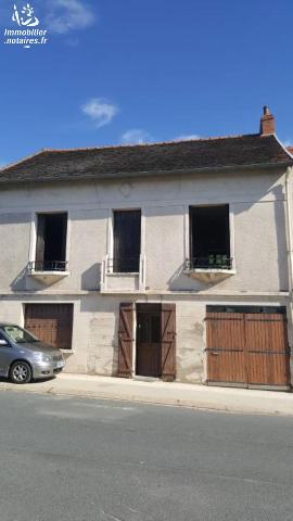 Vente - Maison / villa - QUINSSAINES - 90 m² - 4 pièces - 03055-303704