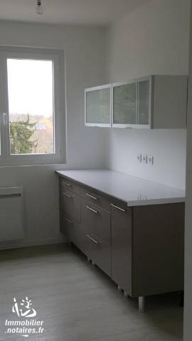 Vente - Appartement - MONTLUCON - 57 m² - 3 pièces - 03055-311471