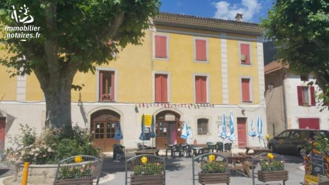 Vente - Local d'activités - LE FUGERET - 285 m² - FUG PER