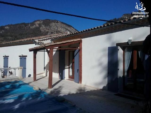 Vente - Maison / villa - CASTELLANE - 140 m² - 5 pièces - CAS GIL
