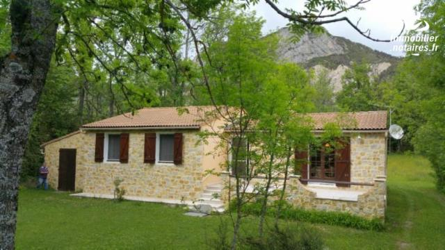 Vente - Maison - Soleilhas - 120.00m² - 5 pièces - Ref : SOL BAR