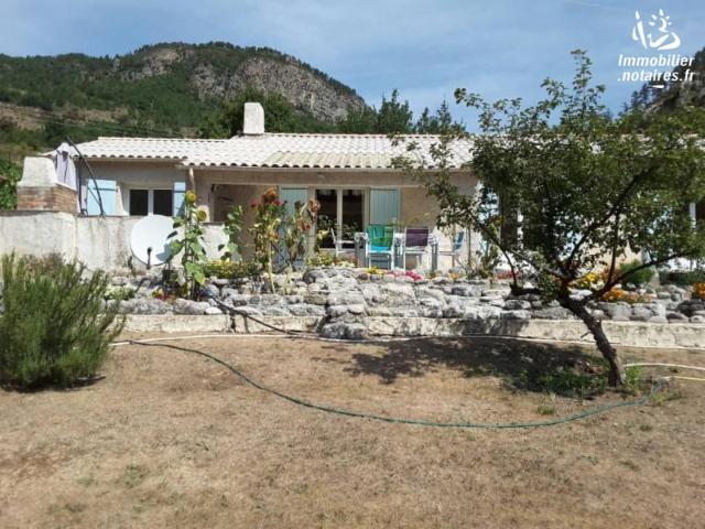 Vente - Maison / villa - CASTELLANE - 100 m² - 4 pièces - CAS PHI