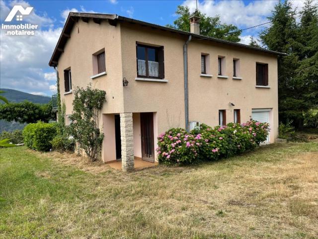 Vente - Maison - Arlebosc - 140.0m² - 6 pièces - Ref : 1646
