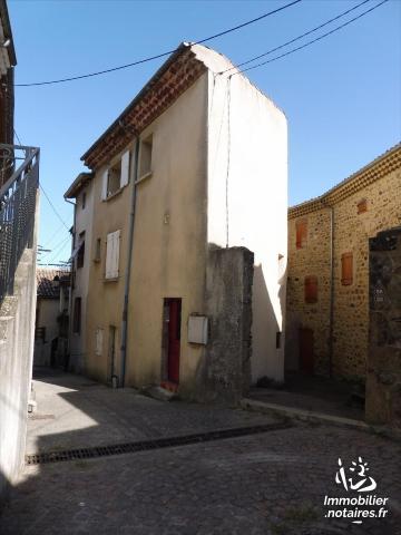 Vente - Maison - Flaviac - 40.00m² - 2 pièces - Ref : 1434