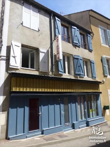 Vente - Local d'activité - Privas - 98.00m² - Ref : 1435