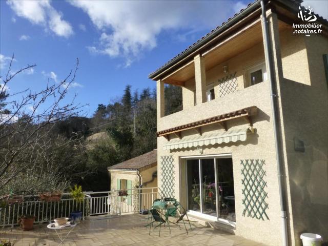 Vente - Maison - Ollières-sur-Eyrieux - 165.00m² - 6 pièces - Ref : 1449