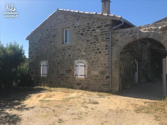 Vente - Maison - Gilhac-et-Bruzac - 140.00m² - 6 pièces - Ref : 1513