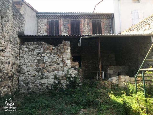 Vente - Maison - Pouzin - 160.00m² - 2 pièces - Ref : 1515