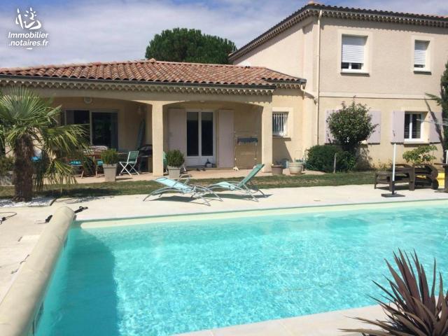 Vente - Maison - Saint-Péray - 147.00m² - 6 pièces - Ref : 07056-371620
