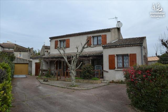 Vente - Maison - Vallon-Pont-d'Arc - 122.00m² - 6 pièces - Ref : 2004 M