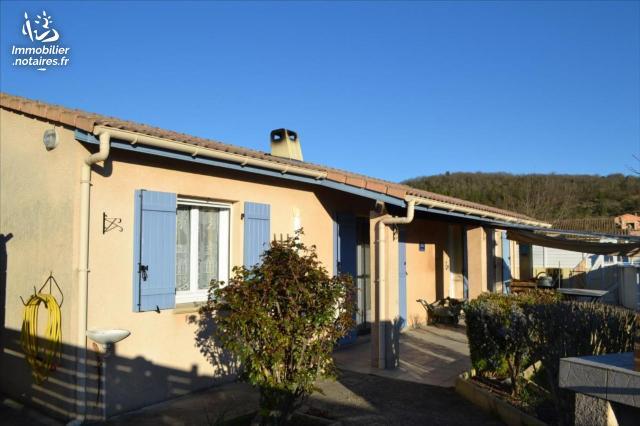 Vente - Maison - Ruoms - 87.00m² - 4 pièces - Ref : 2006 M