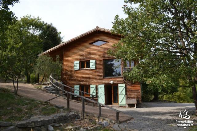 Vente - Maison - Fons - 172.0m² - 7 pièces - Ref : 2025 M