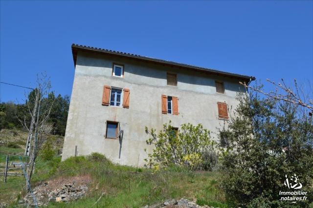 Vente - Maison - Rocles - 110.0m² - 5 pièces - Ref : 2042 M