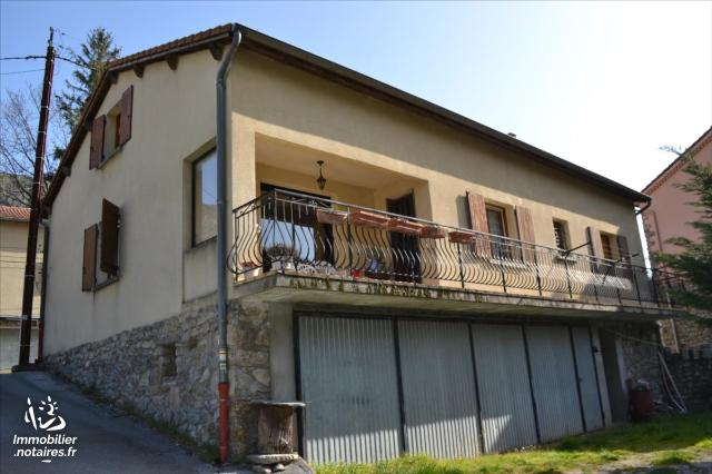 Vente - Maison - Valgorge - 146.0m² - 5 pièces - Ref : 2040 M