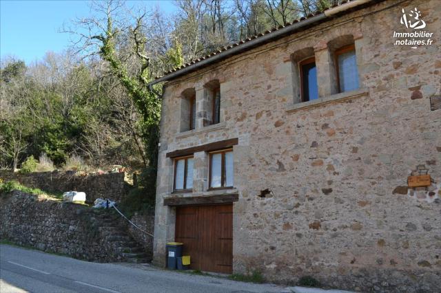 Vente - Maison - Chassiers - 97.0m² - 4 pièces - Ref : 2043 M