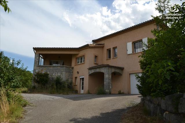 Vente - Maison - Banne - 196.0m² - 6 pièces - Ref : 2049 M