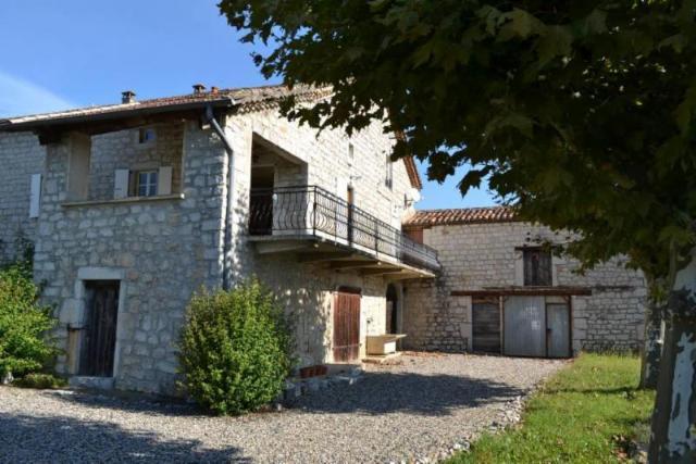 Vente - Maison - Saint-Alban-Auriolles - 210.00m² - 7 pièces - Ref : 1711 M