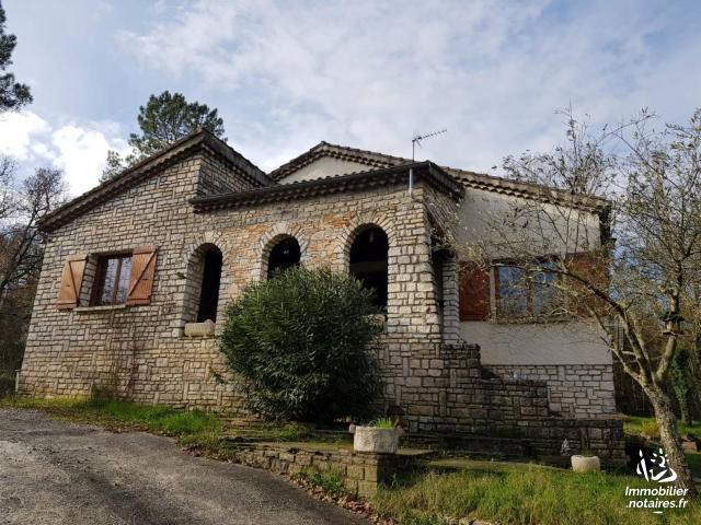 Vente - Maison - Salavas - 107.00m² - 5 pièces - Ref : 1948 M