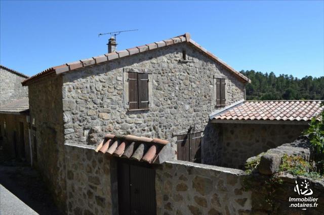 Vente - Maison - Joannas - 68.00m² - 3 pièces - Ref : 1983 M