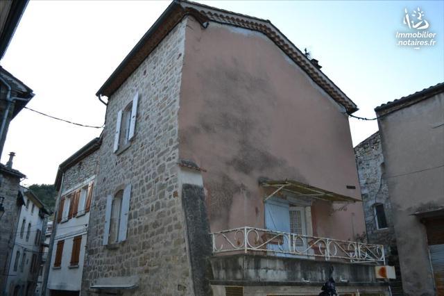 Vente - Maison - Largentière - 49.0m² - 4 pièces - Ref : 1994 M