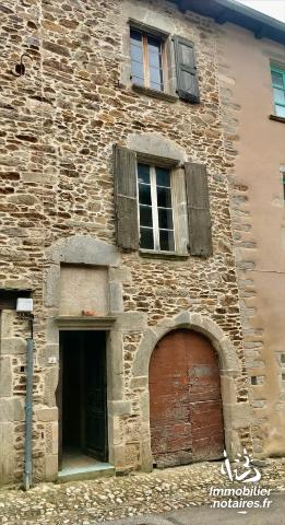 Vente - Maison - Sauveterre-de-Rouergue - 84.0m² - 5 pièces - Ref : LJ978