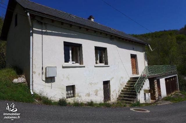 Vente - Maison - Camjac - 90.0m² - 5 pièces - Ref : LJ838