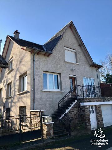 Vente - Maison - Naucelle - 132.0m² - 6 pièces - Ref : LJ958
