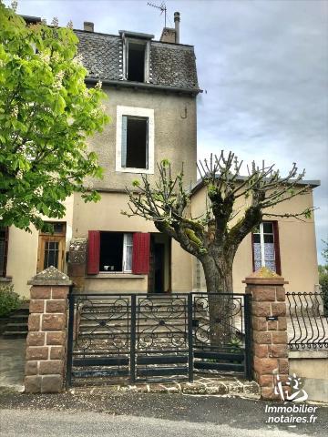 Vente - Maison - Centrès - 90.0m² - 6 pièces - Ref : LJ983