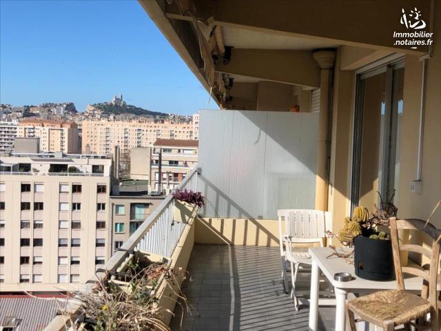 Vente - Appartement - Marseille 5e Arrondissement - 113.00m² - 5 pièces - Ref : LE JARDIN DES FACULTES