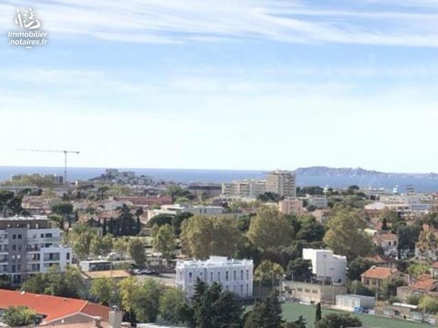 Vente - Appartement - Marseille 9e Arrondissement - 64.71m² - 4 pièces - Ref : Valmante Gouffonne
