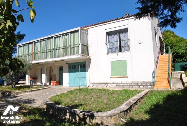 Vente - Maison - Rognac - 140.0m² - 6 pièces - Ref : 13044-928217