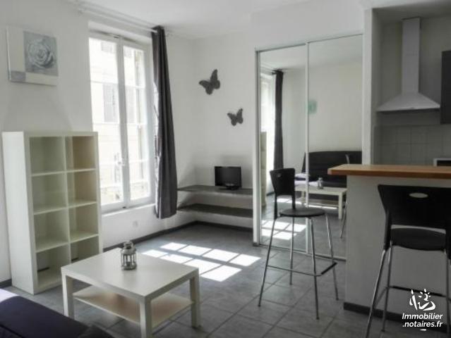 Location - Appartement - Avignon - 24.00m² - 1 pièce - Ref : 13071-318980