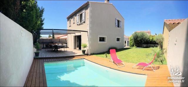Vente - Maison - Châteaurenard - 105.00m² - 5 pièces - Ref : 13071-474372