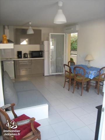 Vente - Appartement - Saint-Rémy-de-Provence - 43.53m² - 2 pièces - Ref : AVRIL 166