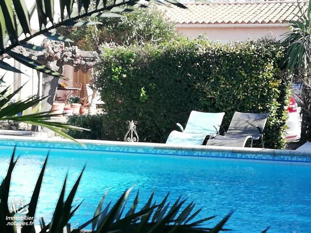 Vente - Maison - Paradou - 114.00m² - 7 pièces - Ref : 13080-297962