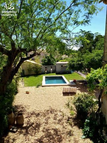 Vente - Maison - Maussane-les-Alpilles - 220.00m² - 4 pièces - Ref : 13080-282805